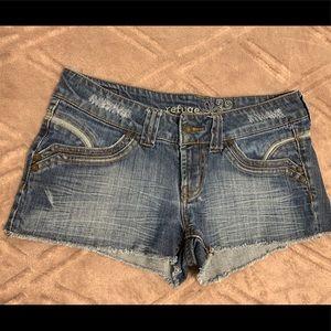 Jean Shorts Sz 7